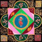 Lightness--50x60--Acrylic-and-Mixed-Media-on-canvas