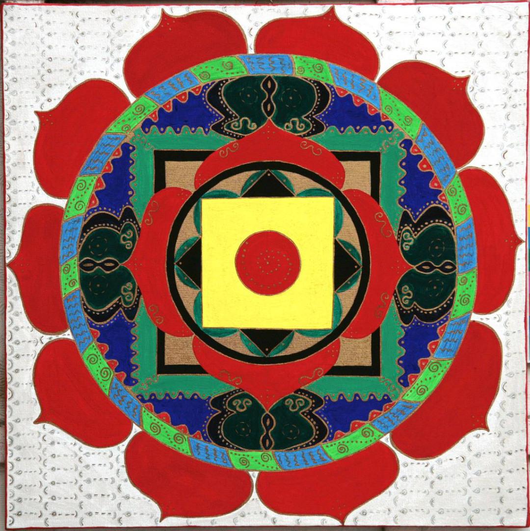 Maggio 2007: Mandala la via del cuore – Roma