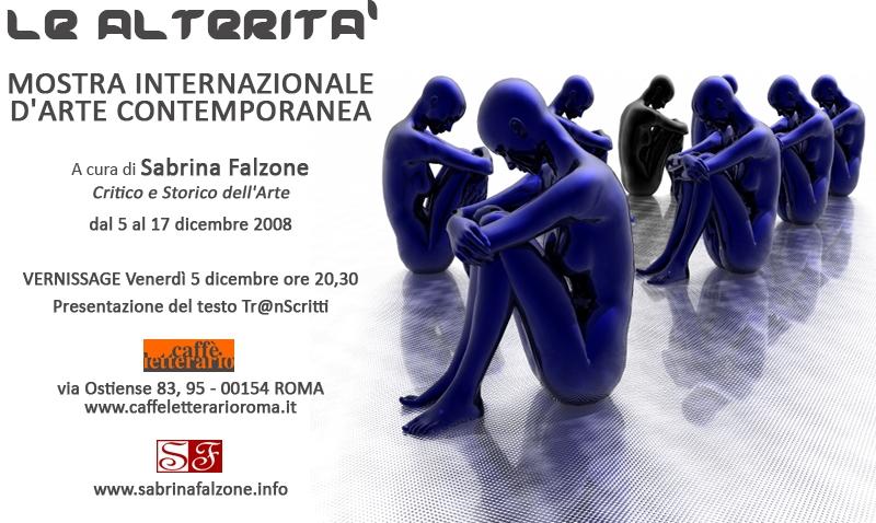Dicembre 2008: Le Alterità – Roma