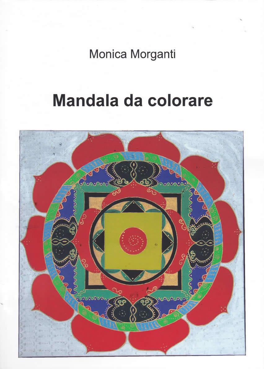 mandala da colorare di monica morganti
