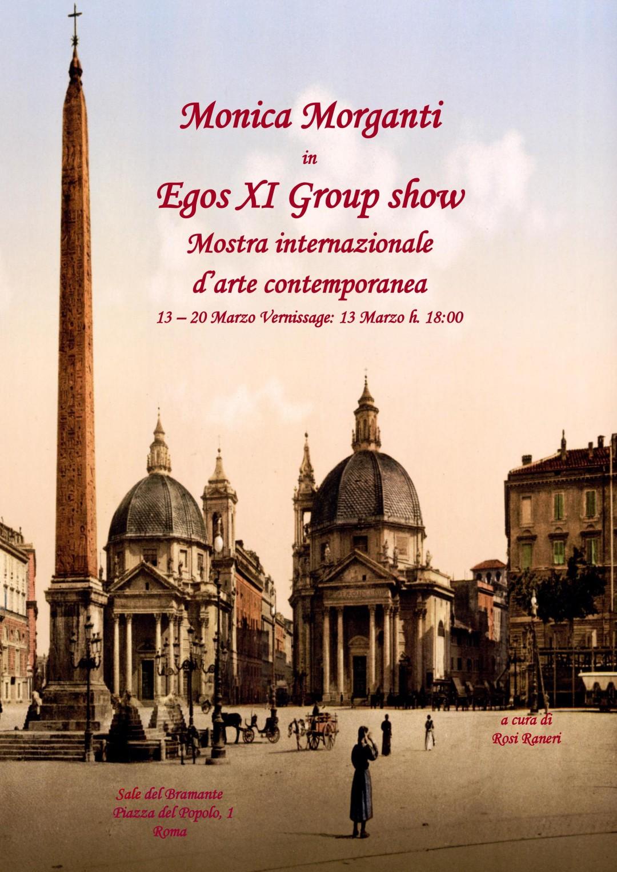 Marzo 2016: EGOS XI Group show