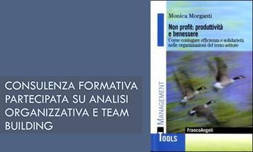 Consulenza formativa partecipata su analisi organizzativa e team building